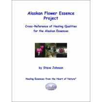 Cross Reference of Healing Qualities for the Alaskan Essences