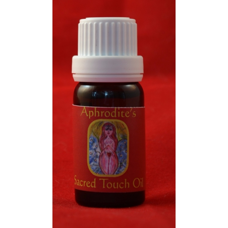 Aphrodite's Sacred Touch Oil