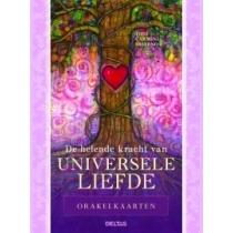De helende kracht van Universele Liefde - orakelkaarten.