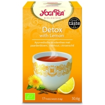 Detox with Lemon - Yogi Tea