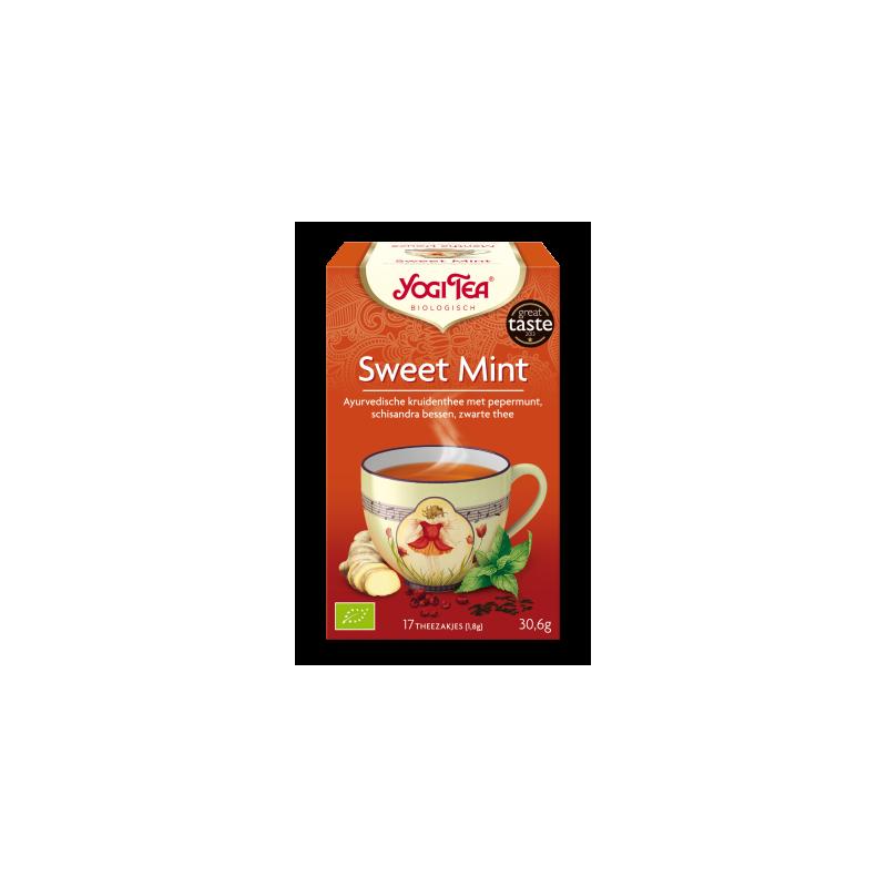 Sweet Mint - Yogi Tea