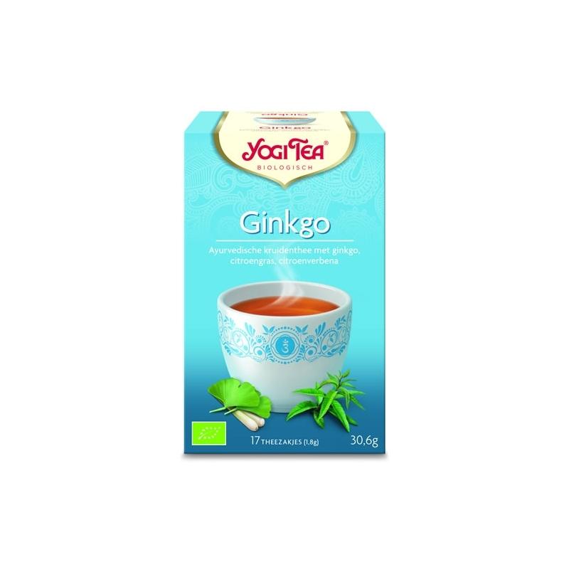 Ginkgo - Yogi Tea