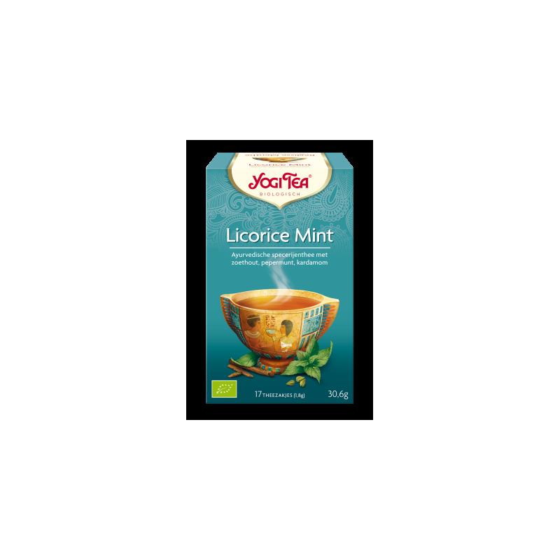 Licorice Mint - Yogi Tea