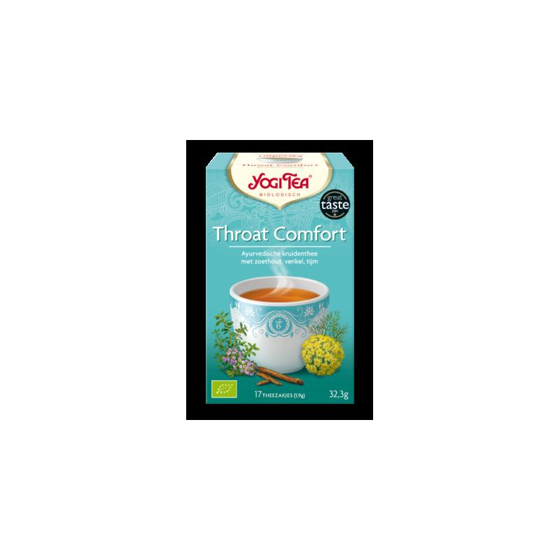 Throat Comfort - Yogi Tea