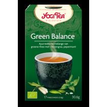 Green Balance - Yogi Tea