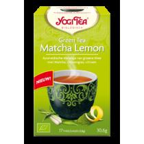 Green Tea Matcha Lemon - Yogi Tea