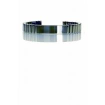 Qlink armband in titanium blinkend