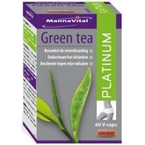 GREEN TEA - Platinum