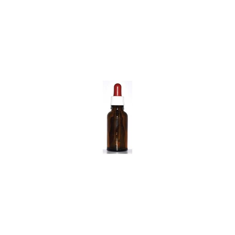 Leeg flesje 30ml + pipet