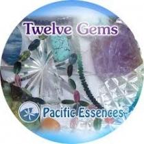 TWELVE GEMS Pacific essences