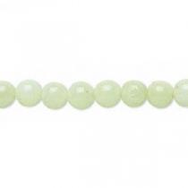 "Ketting - 925 Zilver W/CHN 18"" RG + WH. RHO PLATE ON CHAIN - Stone: ROSE QUARTZ"