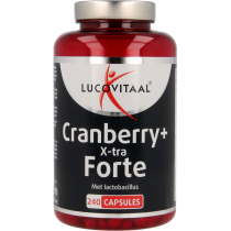 Cranberry+ X-tra Forte