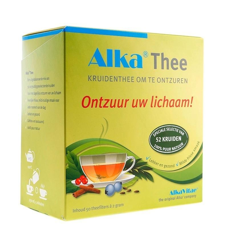 Alka® Thee 50 theefilters