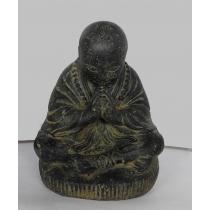 Biddende shaolin boeddha klein