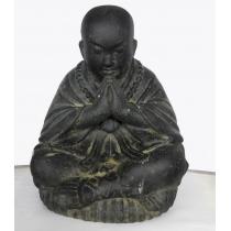 Biddende shaolin boeddha groot