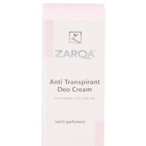 Zarqa Anti Transparant Deo Cream