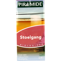 Piramide Thee - Stoelgang (20 zakjes)