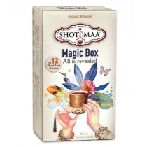 Shotimaa - Magic box thee
