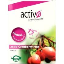 ACTIV'O Cranberry Plus...