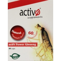 ACTIV'O Power Ginseng