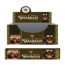 Incense Call of the Shaman...