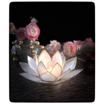 Lotus Sfeerlicht parelmoer...