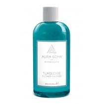 Turquoise Flower Shower
