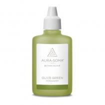 Olive Green Pomander P09 ...