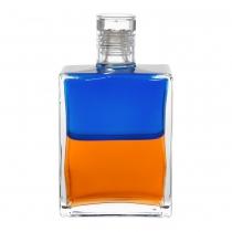 072. BLUE / ORANGE - clown....