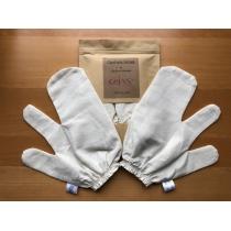 Garshan silk gloves
