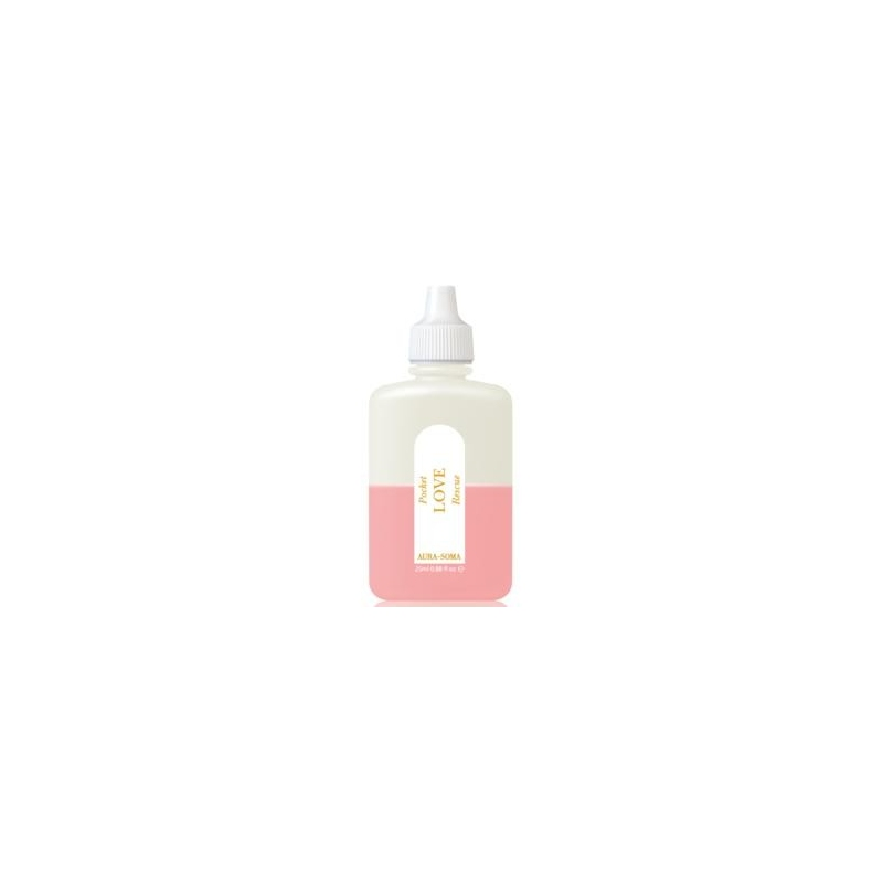 Liefdes Pocket Rescue - Helder / Roze R011
