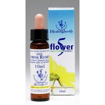 Five Flower Remedy (Rescue druppels)
